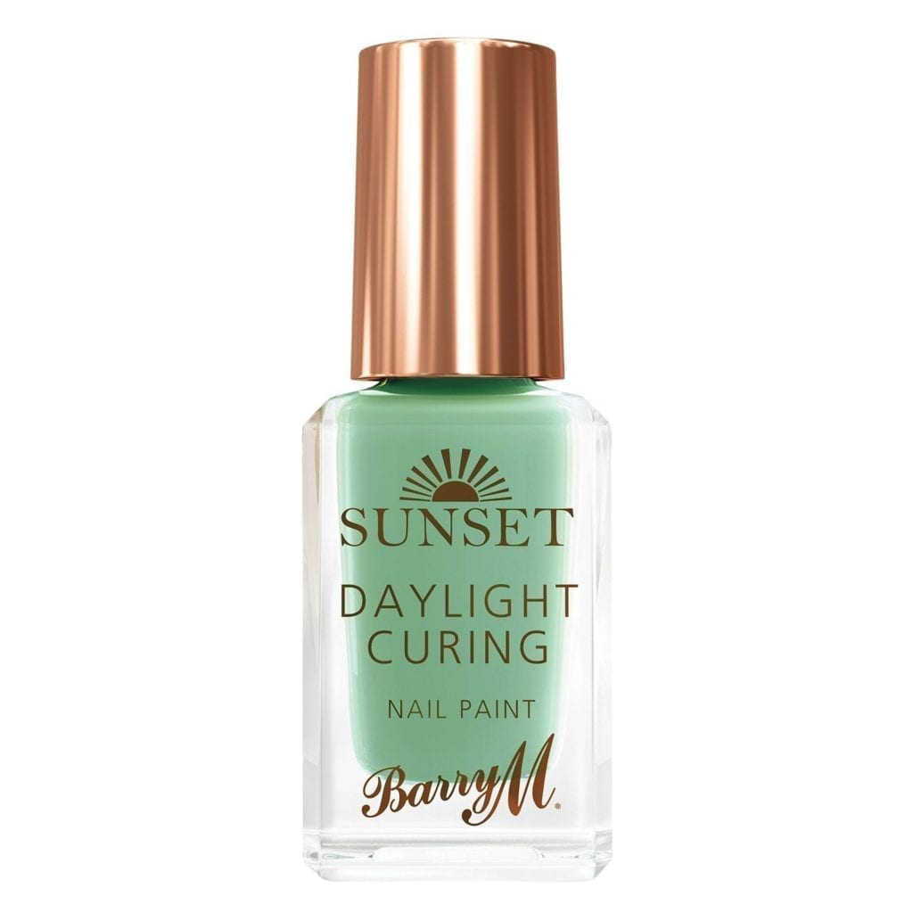 BarryM | Sunset Gel Nail Paint 12 – Empire State of Mint