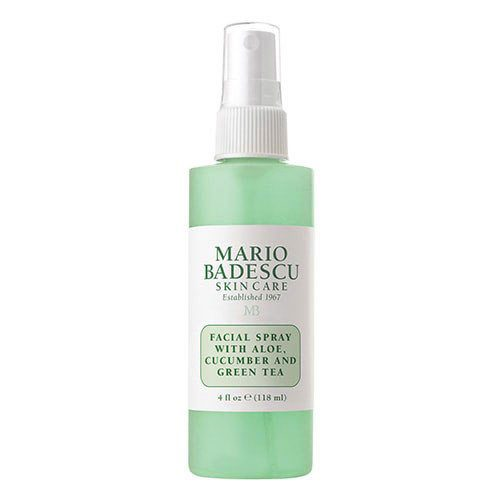 Facial Spray with Aloe, Cucumber & Green Tea, 118ml